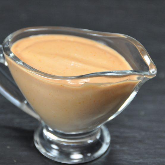 sauce cocktail plat