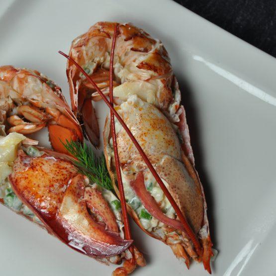 homard belle vue plat