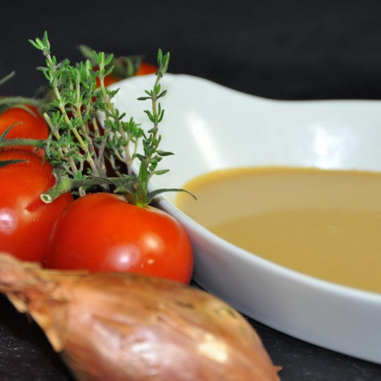 sauce homardine plat