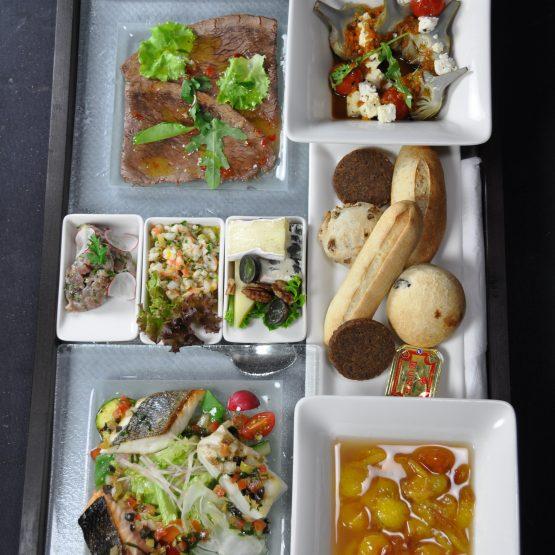 Plateaux repas
